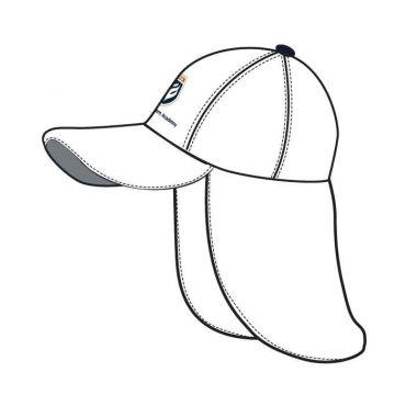 GMA LEGIONNAIRE CAP WHITE