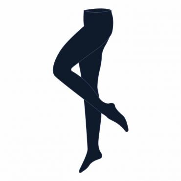 NAVY TIGHTS 2 PACK Navy