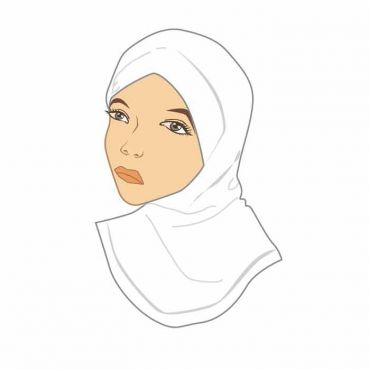 SDQ GIRLS HEAD SCARF
