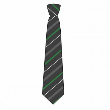 SDQ 1-6 BOYS CLIP ON TIE