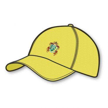 JPS UNISEX BASEBALL CAP YELLOW
