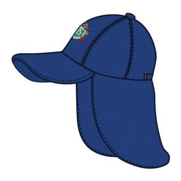 JPS UNISEX LEGIONNAIRE CAP BLUE