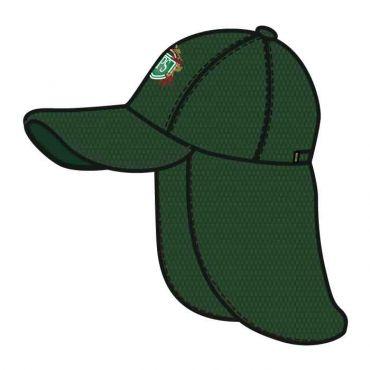 JPS UNISEX LEGIONNAIRE CAP GREEN
