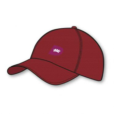 RDS UNISEX BASEBALL CAP RED