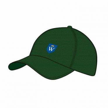 WEL BASEBALL CAP GREEN