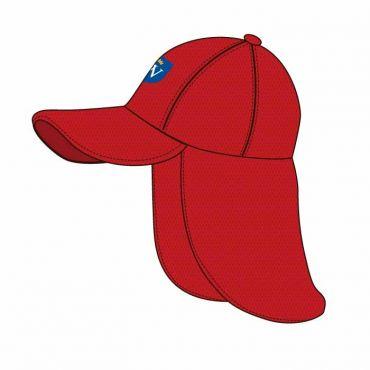 WEL LEG CAP RED