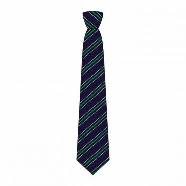 WEL BOYS FULL TIE GR 7-13 GREEN