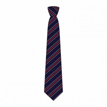 WEL BOYS FULL TIE GR 7-13 RED