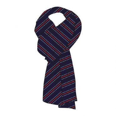 WEL GIRLS SCARVES GR 7-13 RED