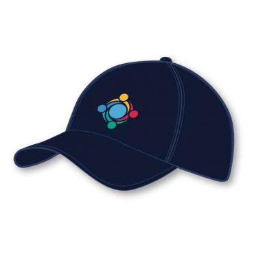 GWA BASEBALL CAP BLUE