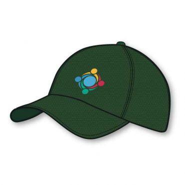 GWA BASEBALL CAP GREEN