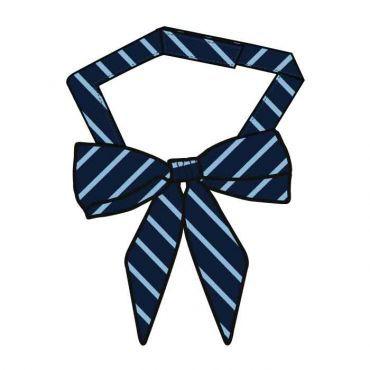 GAA GIRLS BOW TIE GR 1-5