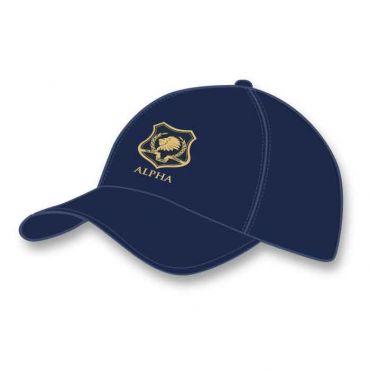 ALP UNISEX BASEBALL CAP NAVY