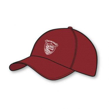 OOE OIHS BASEBALL CAP RED