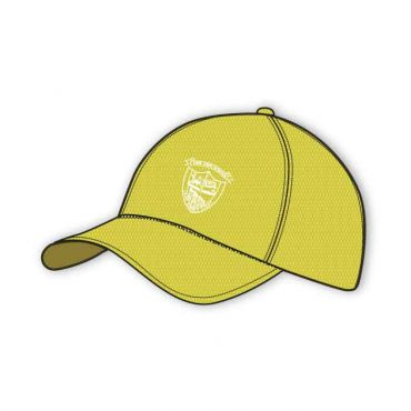 OOE OIHS BASEBALL CAP YELLOW