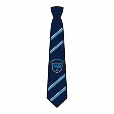 TWS UX FULL TIES GR 1-6 BLUE