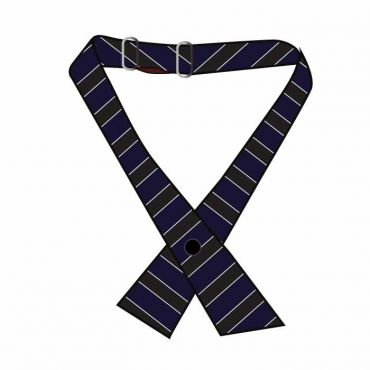 WEL CROSS OVER TIE GR 1-4 BLACK