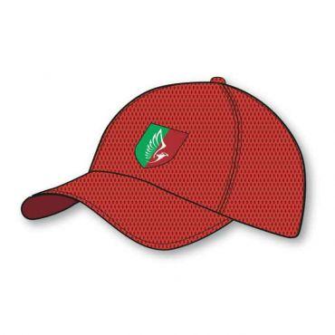 GNS GIRLS RED BASEBALL CAP