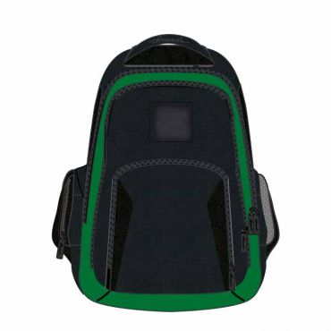 SCHOOL BAG 16 INCH GREEN