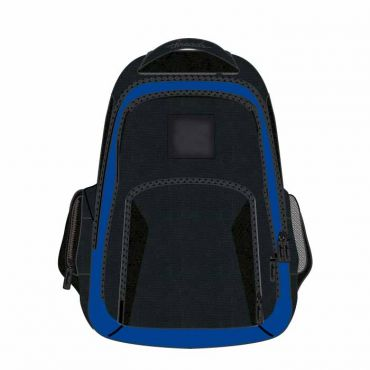 SCHOOL BAG 18 INCH BLUE