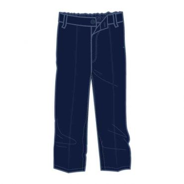 SST BOYS TROUSER NAVY GR 1-12