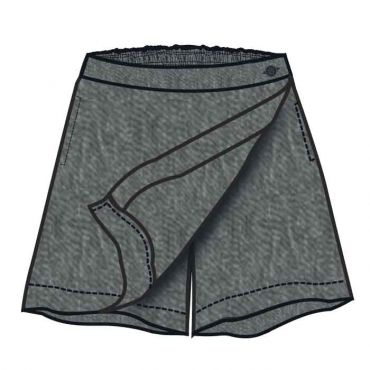 GIS GIRLS SKORT GR 1-10 GREY