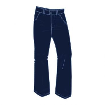 GMA BOYS NAVY TROUSER