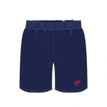 AKNS BOYS KG SHORTS NAVY