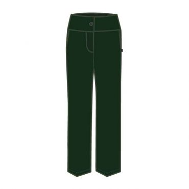 JCD GIRLS TROUSERS GREEN