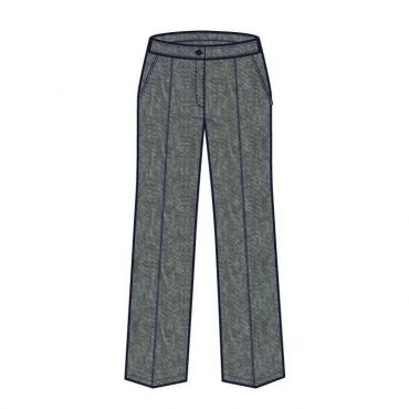 GIS GIRLS GREY TROUSERS
