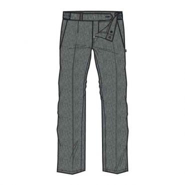 GIS BOYS GREY TROUSERS