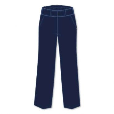 DAA GIRLS TROUSER NAVY