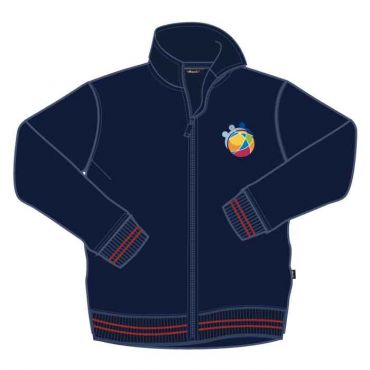 GIS UNISEX WINTER JACKET NAVY