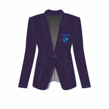 MEP GIRLS BLAZER NAVY