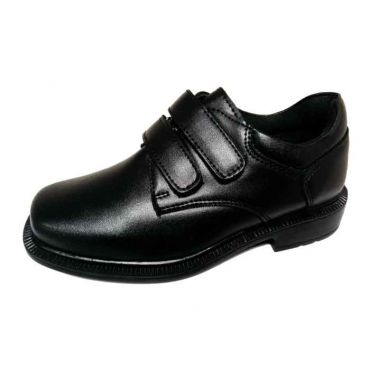 KG UNISEX BLACK VELCRO SERVE2