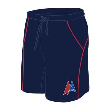 DAA GIRLS PE SHORTS NAVY