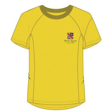 NLS HOUSE T-SHIRT YELLOW