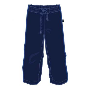 COM AS UXTRACK PANTS NAVY/ BLUE