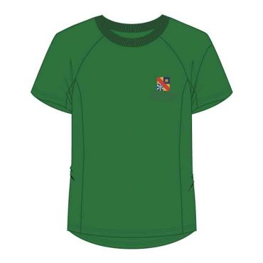 NLS HOUSE T-SHIRT GREEN