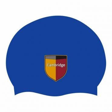 CAM BLUE SWIM CAP SIZE R