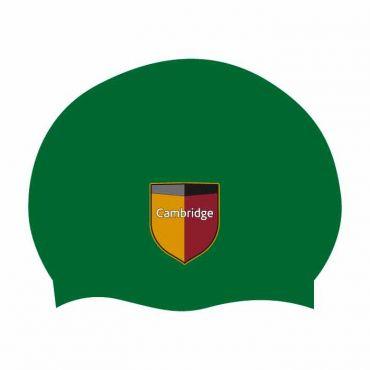 CAM GREEN SWIM CAP SIZE R
