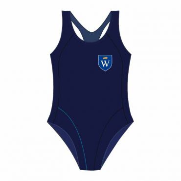 WEL SWIMSUIT NAVY/BLACK