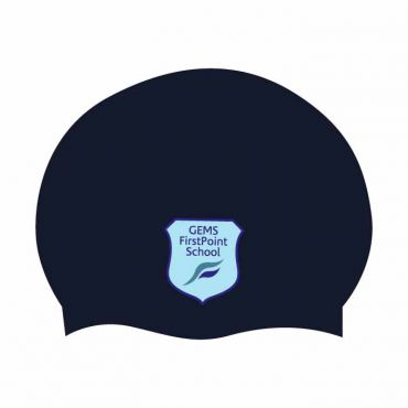 FPS NAVY SWIM CAP