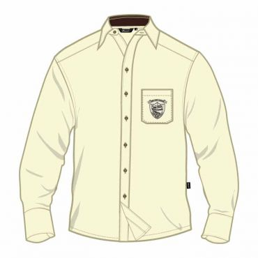 OOE UNISEX FS SHIRT CREAM