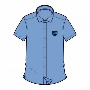 TWS SS SHIRT GR 1-13 OXF BLUE