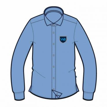 TWS FS SHIRT GR 1-13 OXF BLUE