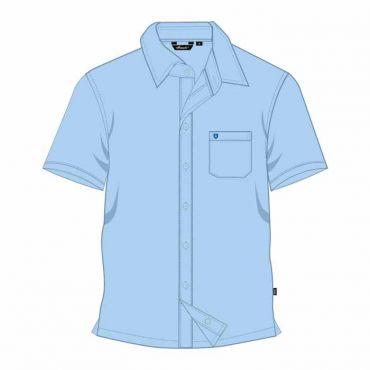 WEL SS SHIRT L.BLUE GR 1-11