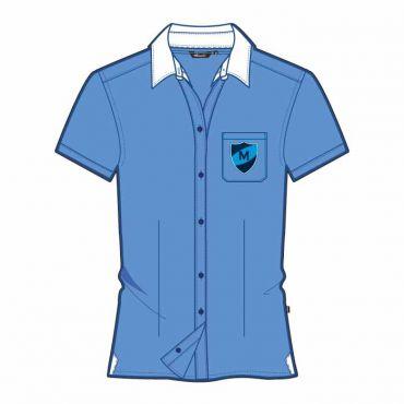 MEP SS BLOUSE BLUE GR 7-9