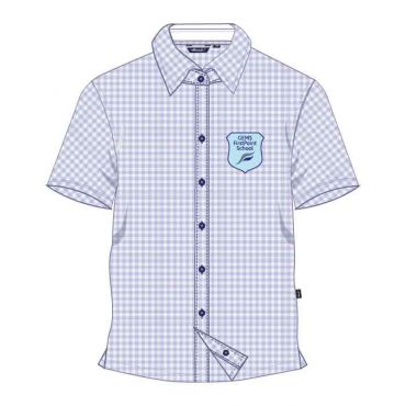 FPS UNISEX SS SHIRT GR 1-6 CHECKED