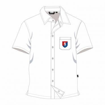 FND SS SHIRT GR 7-13 WHITE